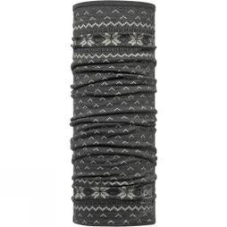 Buff Merino Wool Buff Patterned Floki