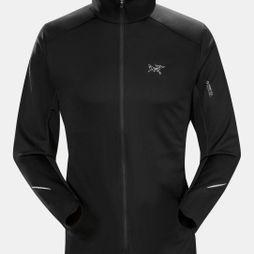 Arc'teryx Mens Trino Jacket Black/Black