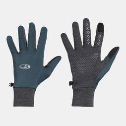 Icebreaker Tech Trainer Hybrid Gloves Nightfall/Jet Heather