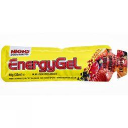 High 5 Energy Gel Summer Fruits No Colour