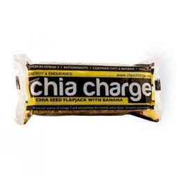 Chia Charge Single Flapjack Banana No Colour