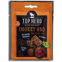 Top Herd Smokey BBQ Beef Jerky 35g .