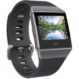Fitbit Fitbit Ionic Watch Charcoal/Smoke Grey