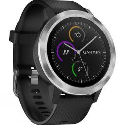 Garmin Vivoactive 3 GPS Smartwatch Black/Stainless