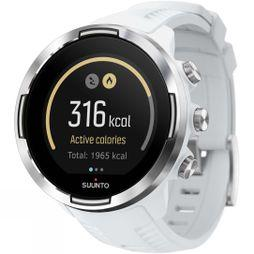 Suunto 9 Baro GPS Multisport Watch White