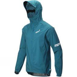 Inov-8 Mens AT/C Stormshell Jacket Blue Green