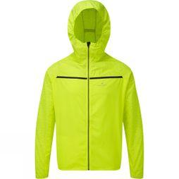Ronhill Mens Momentum Afterlight Jacket Fluo Yellow