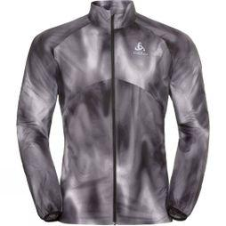 Odlo Omnius Light Jacket Odlo Concrete Grey/Black