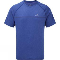 Ronhill Men's Everyday Short Sleeve Tee Azurite Marl
