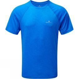 Ronhill Mens Momentum Short Sleeve Tee Electric Blue