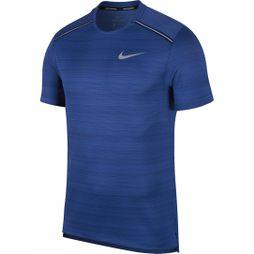 Nike Men's Dri-FIT Miler Top Indigo Force