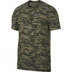 Nike Men's Rise 365 Short Sleeve T-Shirt CARGO KHAKI