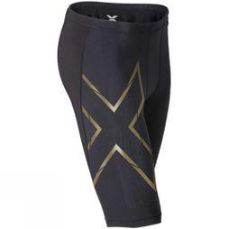 2XU Men's Elite Mcs Compression Short Black          /Gold
