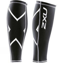 2XU Calf Guard Black