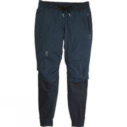 On Mens Running Pants Navy/Black