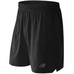 "New Balance Mens 7"" Shift Short Black"