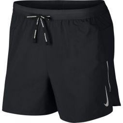 "Nike Mens Flex Stride 5"" Short Black"