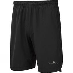"Ronhill Mens Momentum 9"" Short All Black"