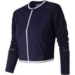 Womens Q Speed Crop Jacket