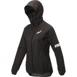 Inov-8 Womens Stormshell Full Zip Jacket Black