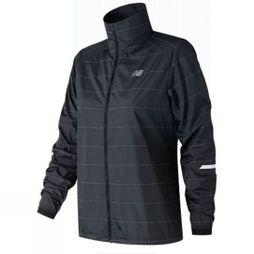 New Balance Womens Reflect Pakajacket  Black