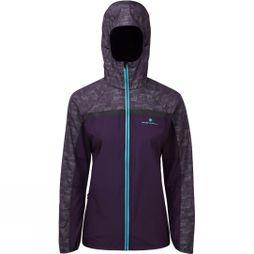 Ronhill Womens Momentum Afterlight Jacket Blackberry/Reflect