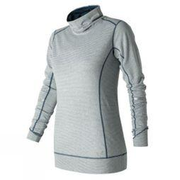 New Balance Women's Striped Tunic Tornado Heather