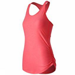 New Balance Women's Perfect Tank Bleached Sunrise Heather