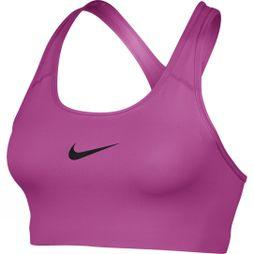 Nike Womens Swoosh Sports Bra ACTIVE FUCHSIA