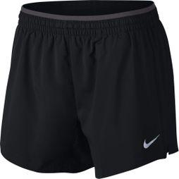 "Nike Womens Elevate 5"" Running Shorts Black"