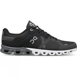 On Mens Cloudflow Black | Asphalt