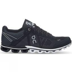 On Mens Cloudflow Black/Asphalt