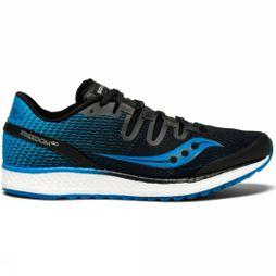 Saucony Mens Freedom ISO Black/Blue