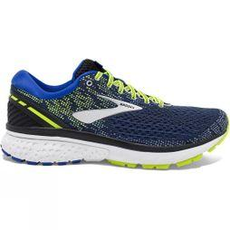 Brooks Mens Ghost 11 Black/Blue/Nightlife