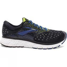 Brooks Mens Glycerin 16 Black/Lime/Blue