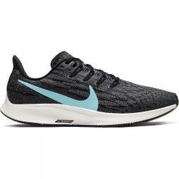 Nike Men's Air Zoom Pegasus 36 BLACK/AURORA GREEN-PUMICE-PHANTOM