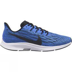 Nike Men's Air Zoom Pegasus 36 Racer Blue/Black-White