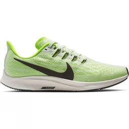 Nike Men's Air Zoom Pegasus 36 PHANTOM/RIDGEROCK-ELECTRIC GREEN