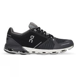 On Men's Cloudflyer Black / White