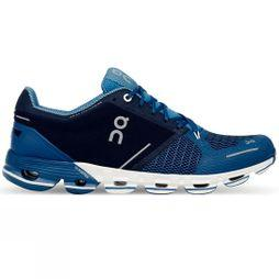 On Mens Cloudflyer Blue / White