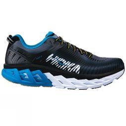 Hoka One One Mens Arahi 2 Wide Black / Charcoal Gray