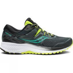 Saucony Mens Omni ISO 2 Green / Teal