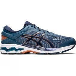 Asics Men's Gel-Kayano 26 GRAND SHARK/PEACOAT