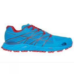 The North Face Men's Ultra Endurance Shoe Hyper Blue/High Risk Red