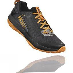 Hoka One One Men's Speed Instinct 2 Black / Kumquat