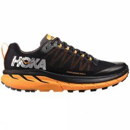 Hoka One One Men's Challenger ATR 4 Black/Kumquat