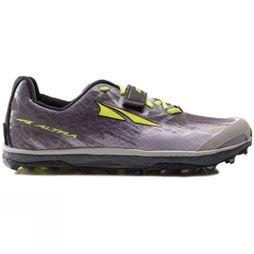 Altra Mens King MT 1.5 Shoe Gray/Lime