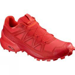 Salomon Mens Speedcross 5 High Risk Red