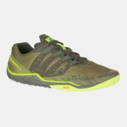 Merrell Men's Trail Glove 5 Shoe Olive Drab