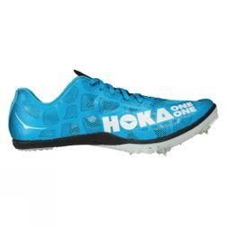 Hoka One One Men's Rocket MD Cyan / White